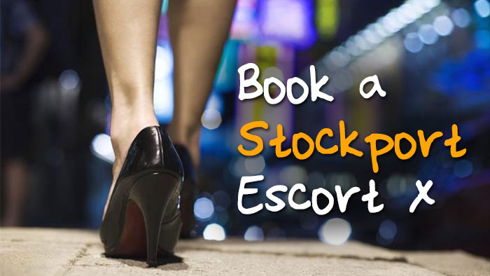 Book a stockport escort